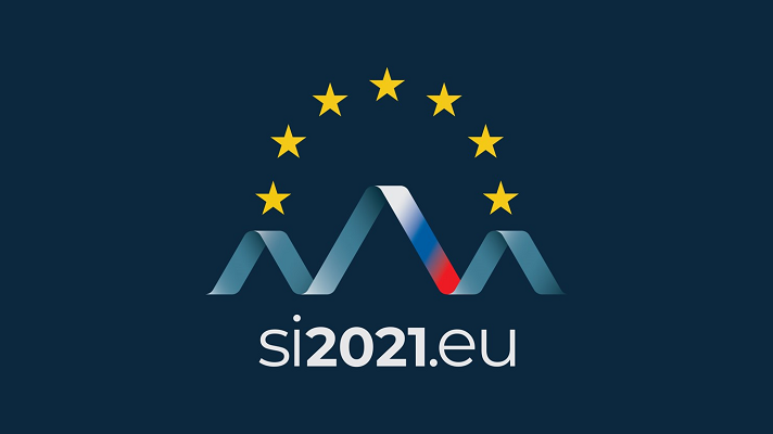 Logo presidenza slovena Consiglio dell'UE